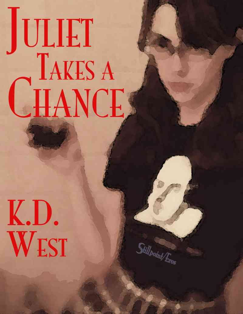 New! Juliet Takes a Chance by K.D. West