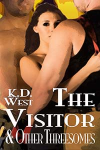 The Visitor & Other Threesomes Now Available to Pre-order!